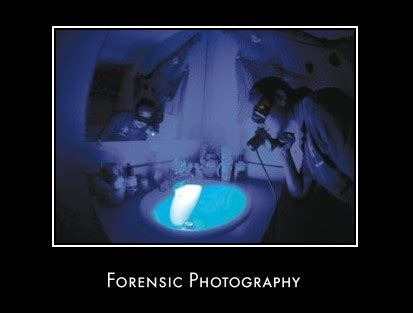 forensic photography information guide