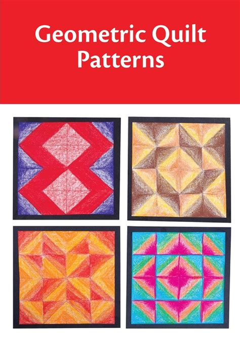 geometric pattern lessons 124 best images about math lesson plans on pinterest
