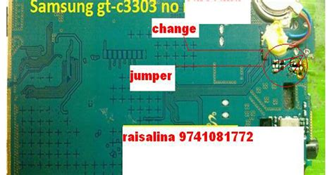 Ac Samsung Di Electronic Solution samsung c3330 speaker solution electronic repairing