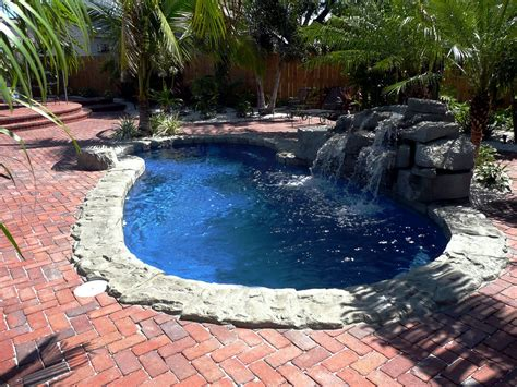 pool waterfall ideas best and useful swimming pool designs for your house
