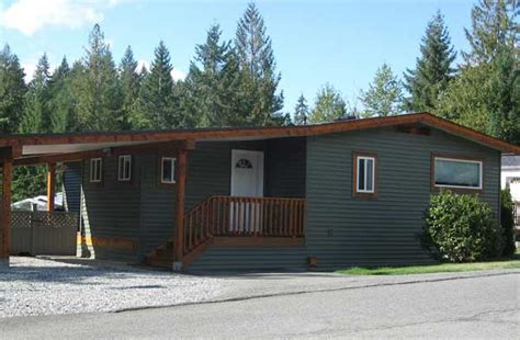 sproat lake mobile home park pads family orientated