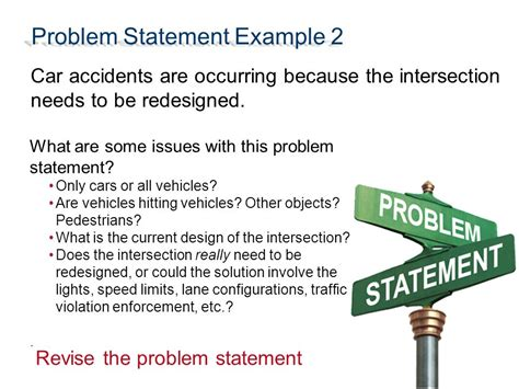 Writing A Problem Statement Ppt Video Online Download Problem Statement Template Powerpoint