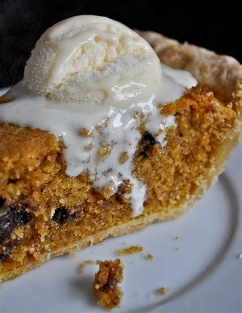 chocolate chip cookie pie for pi day love from the oven pumpkin chocolate chip cookie pie