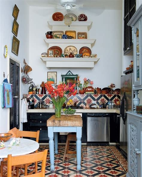 mexican kitchens are the most beautiful in the world the 49 colorful boho chic kitchen designs digsdigs