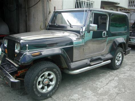 Jeep Grand For Sale Philippines Second Owner Type Jeep For Sale In Panga