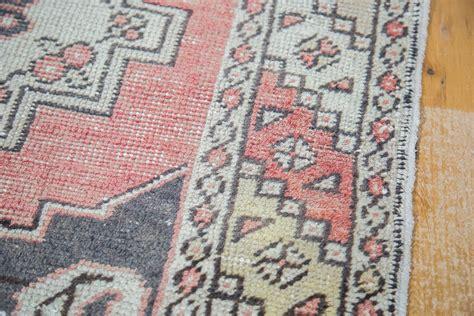 9 runner rug vintage oushak rug runner ee001590 westchester ny rugs