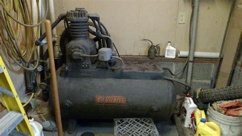 devilbiss air compressor restoration petroleum service company