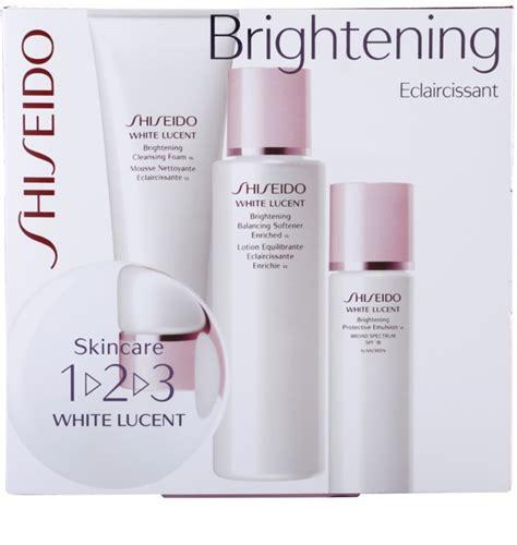 Kosmetik Shiseido shiseido white lucency kosmetik set i notino de