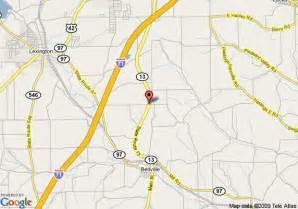 Comfort Inn South Map Of Comfort Inn South Bellville Bellville