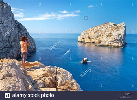 alghero porto conte porto conte national park alghero sardinia island italy