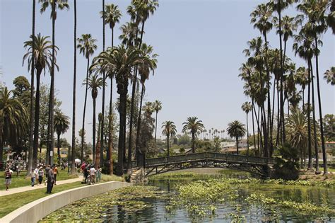 parks in la best parks in los angeles from griffith park to grand park