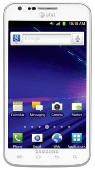 Armazone 112 01404 01 White samsung galaxy s ii skyrocket 4g android phone