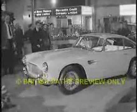 earls court motor show 0750965274 1959 earls court london motor show youtube