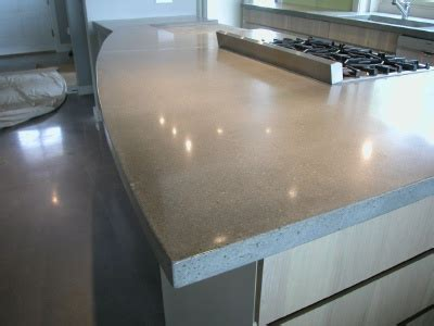 How To Build Kitchen Countertop by How To Make Concrete Countertops How To Build Your Own Concrete Countertop