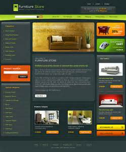mvc templates mvc css templates for furniture stores