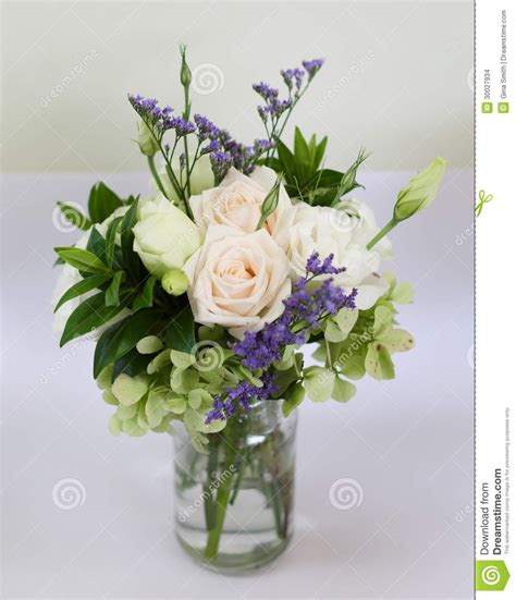 Vases For Bridesmaid Bouquets by Wedding Flowers Stock Images Image 30027934