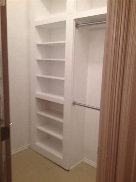 Turn A Closet Into A Safe Room by Closet With Safe Room