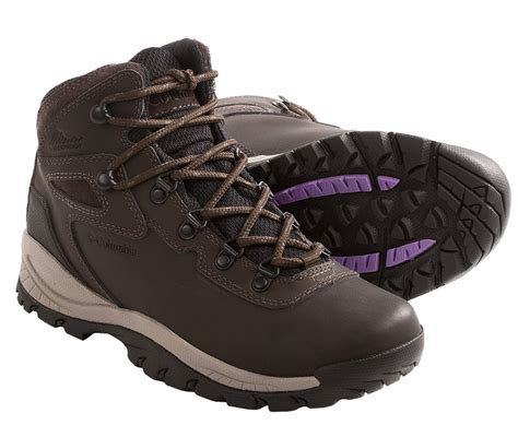 hiking boots for reviews columbia s newton ridge plus hiking boot review