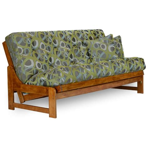 wood futon set arden wood futon frame set armless designer cover dcg