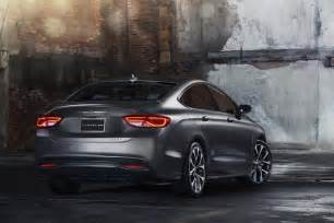 2015 Chrysler 200 Pictures 2015 Chrysler 200 Official Pictures And Initial Details
