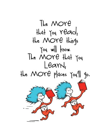 printable book quotes dr seuss quotes for teachers quotesgram