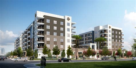 Apartment Complex On In Houston More Luxury Apartments Headed For Washington Ave Prime