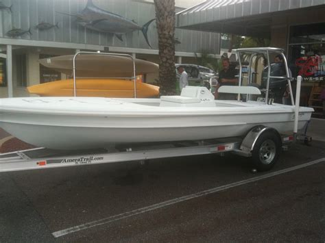 yellowfin flats boat 2012 yellowfin flats sold the hull truth boating