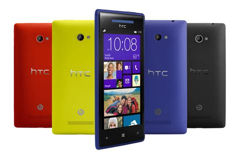 For Windows Phone Htc And Windows 8 Phones Htc 8s And 8x