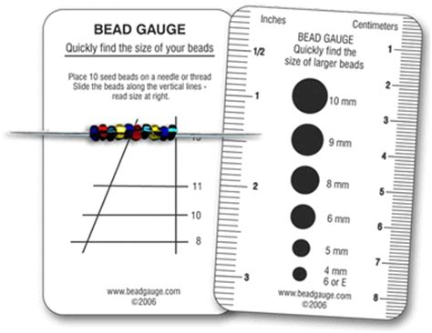 beading needle size chart bead size chart related keywords suggestions