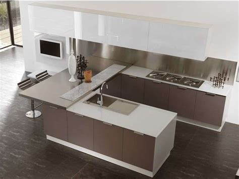 immagini cucine con penisola cucine con penisola foto design mag