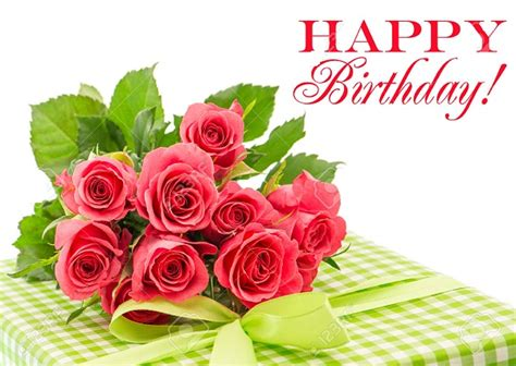imagenes de flores happy birthday bonitas figuras de feliz cumplea 241 os en rosas rojas de amor