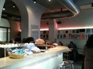 design library cafe milano via savona italian trend contemporary design bookshop cafe s
