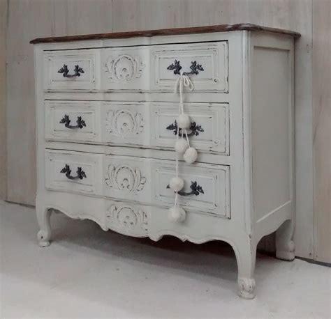 muebles restaurados en blanco muebles patinados en blanco obtenga ideas dise 241 o de
