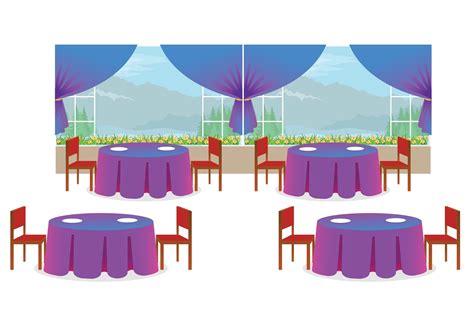 cafe interior design vector restaurant interior vector download free vector art