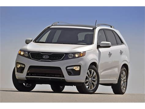 Kia Sorento Reliability 2013 2013 Kia Sorento Interior U S News World Report
