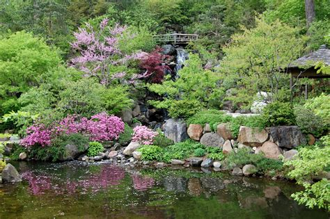 Rockford Botanical Gardens Japanese Gardens Botanic Garden In Illinois Thousand Wonders