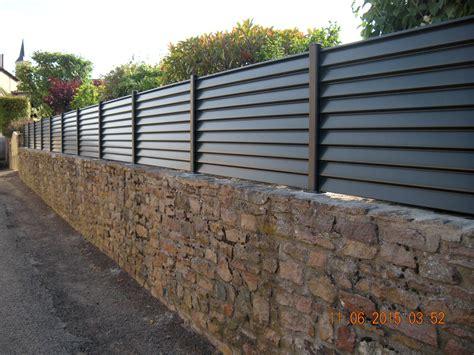 Murs De Cloture by Cl 244 Tures Portail Murs M 226 Con 71 Espaces Verts Cluny Cuisery