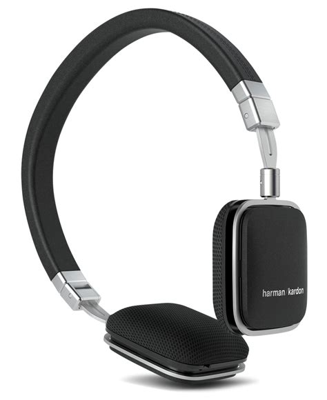 Headphone Harman Kardon Harman Kardon Soho Review On Ear Headphones With Style