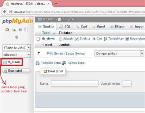 tutorial xp mysql cara membuat database dengan mysql pada xp cara membuat