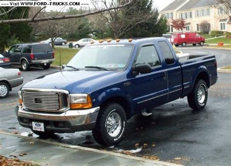99 Ford F250 by 1999 Ford F250 4x2 99 Blue F250