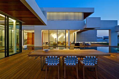 amazing of gallery of modern house interior designer desi gallery of villa c gal marom architects 9