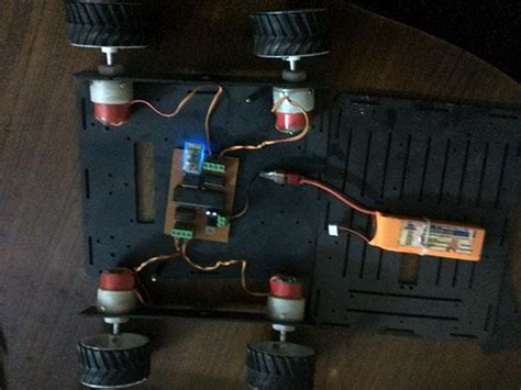 Engineer Garage by Mobile Gesture Controlled Car Engineersgarage