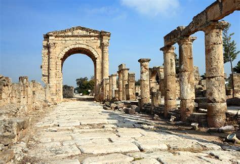 si鑒e de tyr ruines de tyr au liban