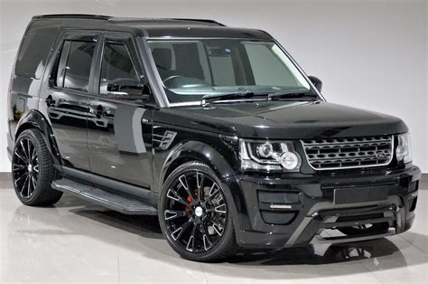 custom land rover discovery land rover discovery kit xclusive customz