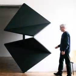 Origami Door - touch to open kinetic doors unfold like sized