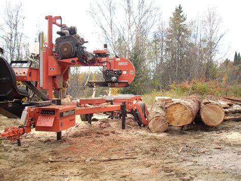 Chemin E Bois 3414 by Scierie Mobile Express Inc Lac Paul Qc Ourbis