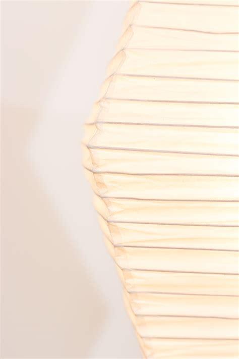 paper column floor l isamu noguchi akari light shoji paper the endless column