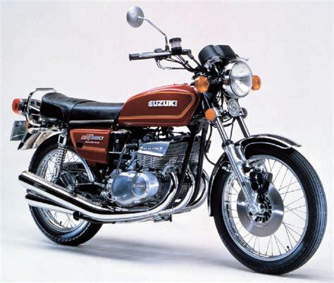 Suzuki 380 Gt Suzuki Gt380