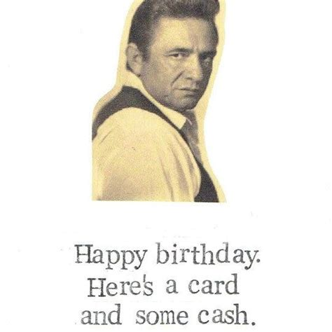 Johnny Birthday Card 17 Best Images About Funny Indie Birthday Cards On
