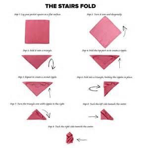 Pocket Fold The Pocket Square